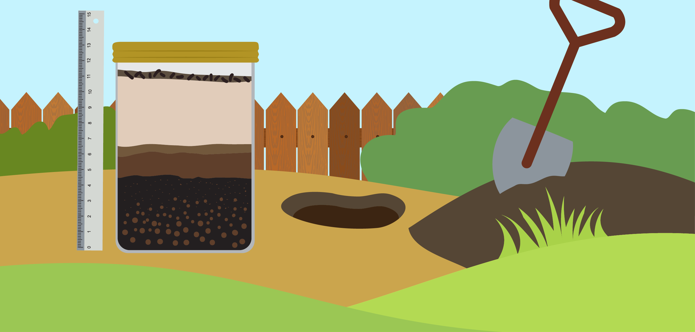 Soils at your place